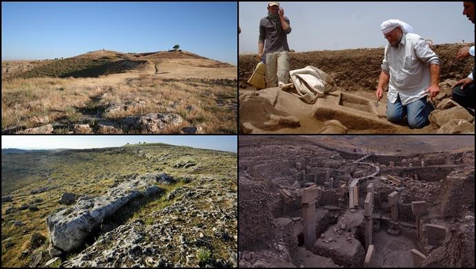 GöbekliTepe(Çanak Çömleksiz NeolitikA- İlkÇanak Çömleksiz NeolitikB: MÖ 9600-8200)