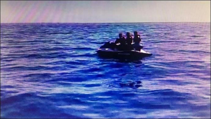 14 FETÖ iltisaklısı tekneyle kaçarken yakalandı! Aralarında Urfa'da yargılanan 2 komiserde var