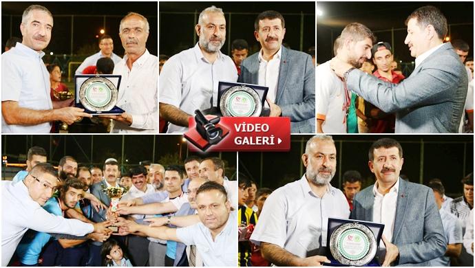 15 Temmuz Futbol Turnuvası Sona Erdi