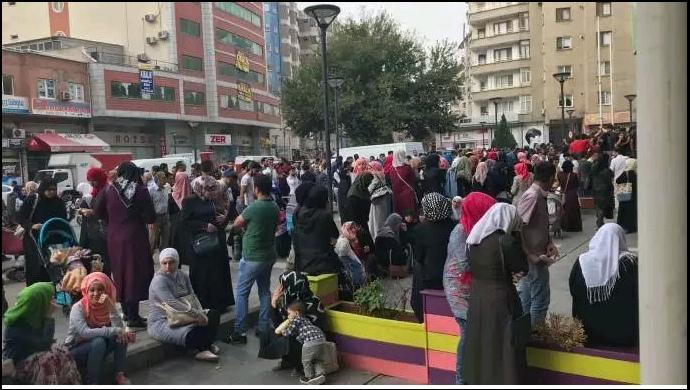 150 kişilik iş başvurusuna bin mülteci başvurdu