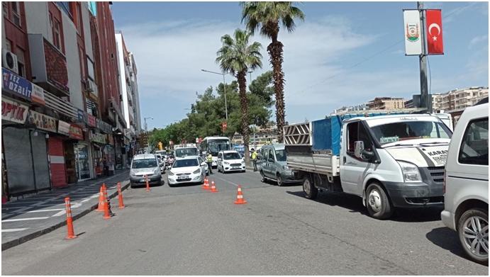 17 günlük tam kapanmada ikinci gün: Urfa sokaklarında 485 saatlik sessizlik