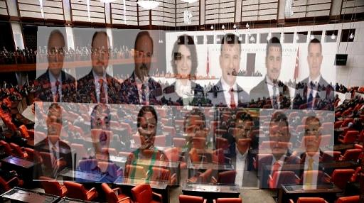 27.Dönem Şanlıurfa Milletvekilleri Yemin Etti