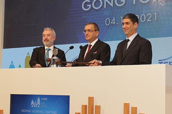 5. Dünya Yatırımcı Haftası'nın çevrim içi oturumlarına yoğun yatırımcı ilgisi