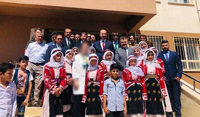 800 bin öğrenci Urfa'da ders başı yaptı