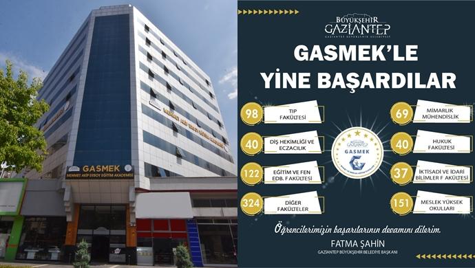 98 Genç GASMEK İle Tıp Fakültesine Yerleşti