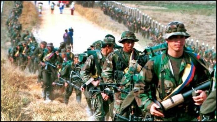 AB, FARC'ı terör örgütleri listesinden çıkarttı