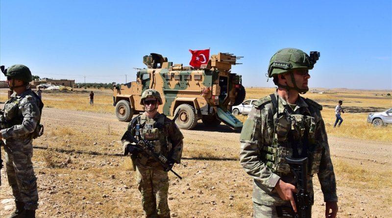 ABD ve TSK heyeti, Akçakale'de inceleme yaptı