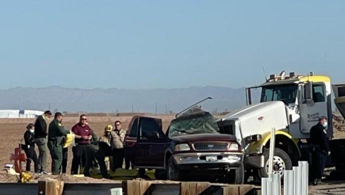 ABD'de trafik kazası: 15 ölü