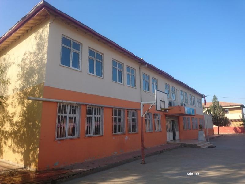 Açık Kapı'dan Köy Okuluna Büyük Destek