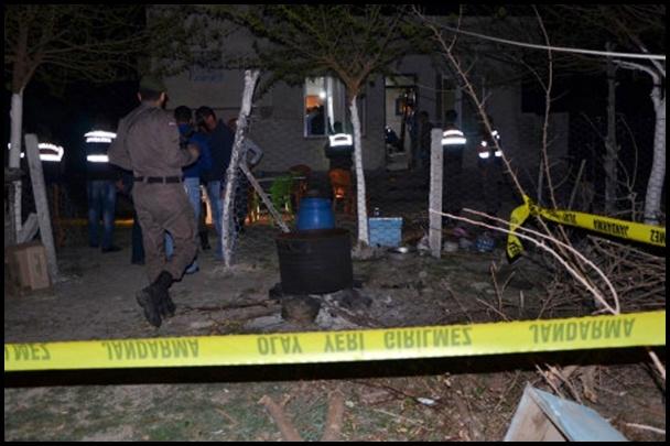 Adana'da bir eve silahlı saldırı:1'i çocuk 5 kişi öldürüldü