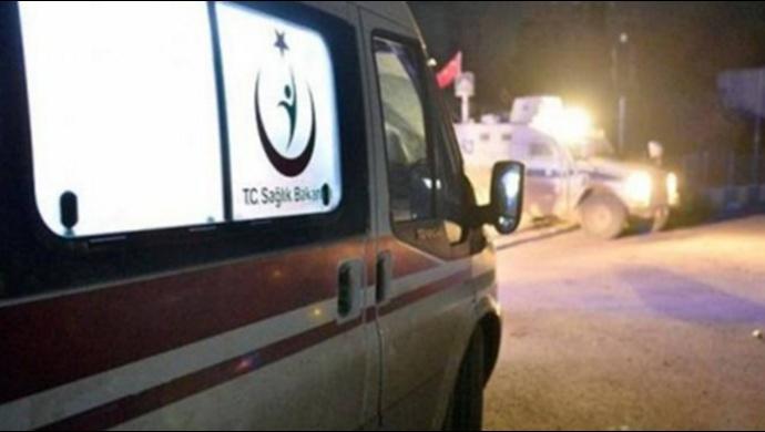 Adıyaman'da 2 asker yaralandı
