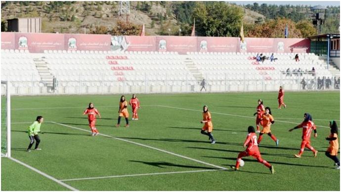Afgan kadın futbolcular cinsel saldırıya maruz kalıyor
