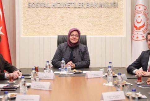 Aile Bakanı Şanlıurfa'ya Geliyor