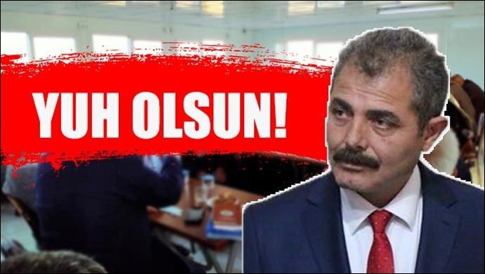 Ak Parti Başkanı Deveci sulama birliklerini topa tuttu: Yuh olsun!