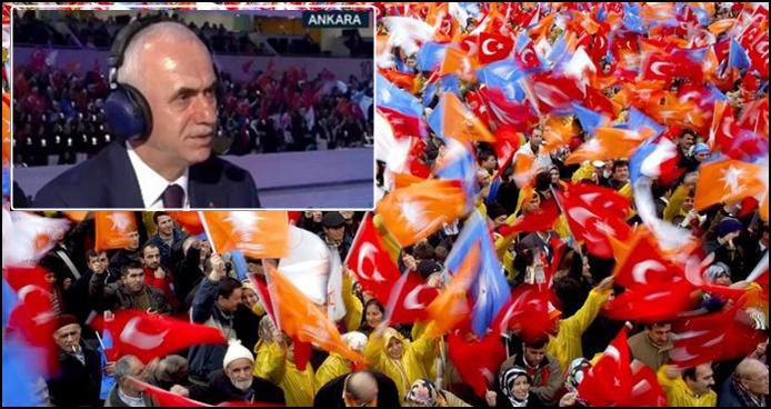 AK Parti 'den erken seçim mesajı