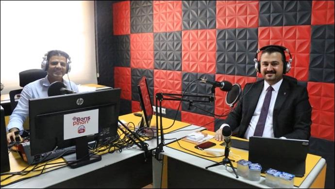AK Parti İl Başkanı Bahattin Yıldız'dan Şanlıurfaspor açıklaması