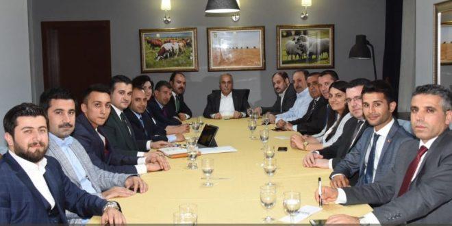 Ak Parti milletvekili adayları Ankara'da bir araya geldi