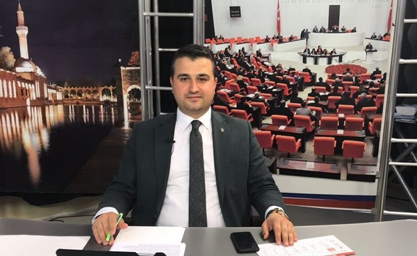 ak parti şanlıurfa il başkanı yıldız'dan seçim önerisi