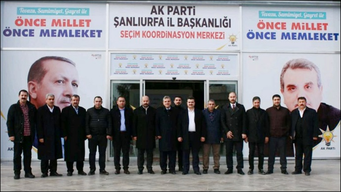 AK Parti SKM Tamam-(Videolu)