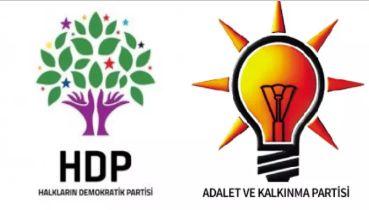 AK PARTİ/HDP - Muş'ta oy sayımı tamam!
