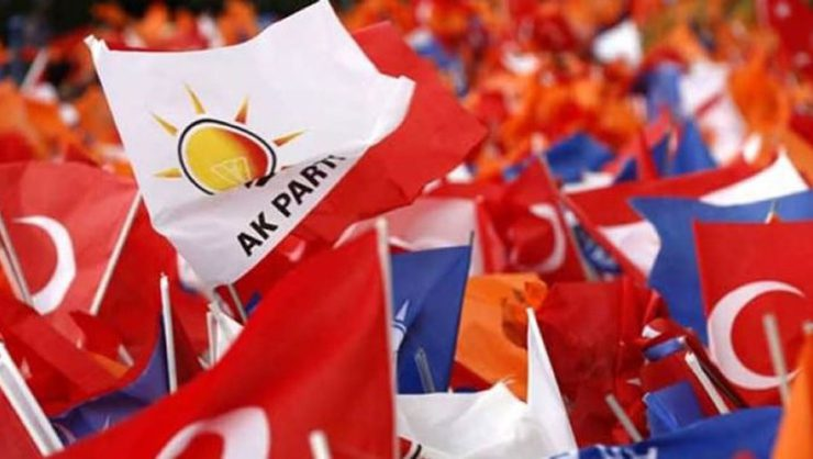 AK Parti'nin Bayramlaşma Programı Belli Oldu