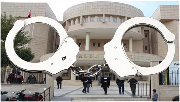 Akabe TOKİ hırsızları yakalandı