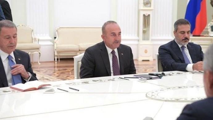 Akar, Çavuşoğlu ve Fidan Rusya'ya gidecek