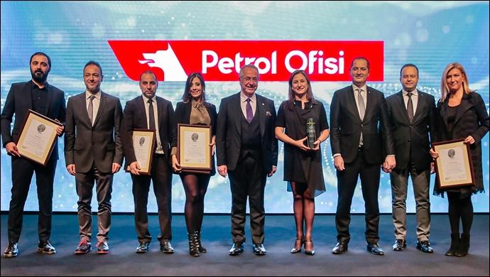 Akaryakıtta 'Yılın İtibarlısı': Petrol Ofisi
