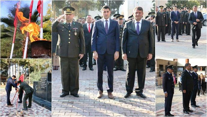 Akçakale Atatürk'ün Huzurunda