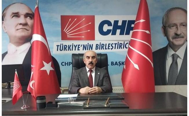 Akçakale Belediyesi'nin hukuk tanımamazlığına bir tepki de CHP'li Cidir'dan!