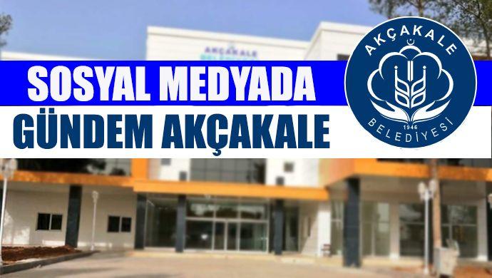 Akçakale Belediyesi'nin ihaleleri sosyal medyanın dilinde!