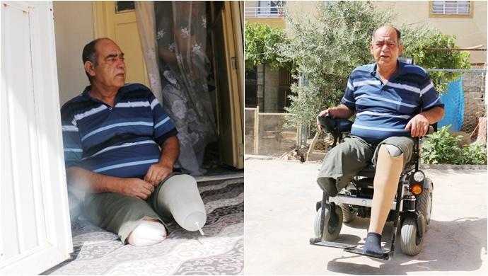 Akçakale Belediyesinden Tekerlekli Sandalye Yardımı