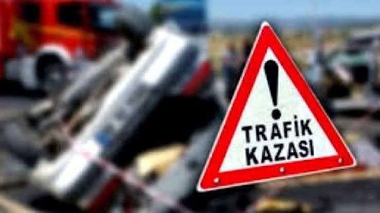 Akçakale'de feci kaza:1 ölü, 2 yaralı