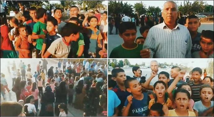 Akpınar Mahallesi sakinleri milli eğitimi göreve davet ediyor ( VİDEO)