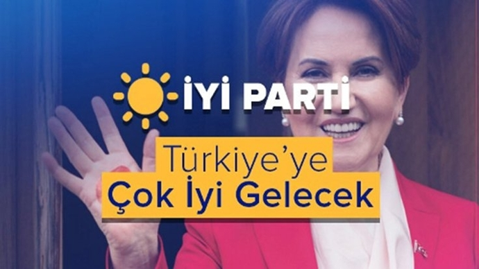 Akşener yeniden İYİ Parti Genel Başkanı seçildi