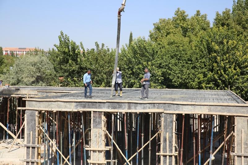 Akziyaret'te Kadınlar Halı Dokuma Merkezinde Üretim Yapacak-(VİDEOLU)