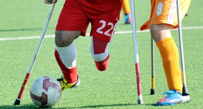 Ampute Futbol 1. ve 2. Lig'inde sezon başladı: Urfa takımı lige iyi başladı