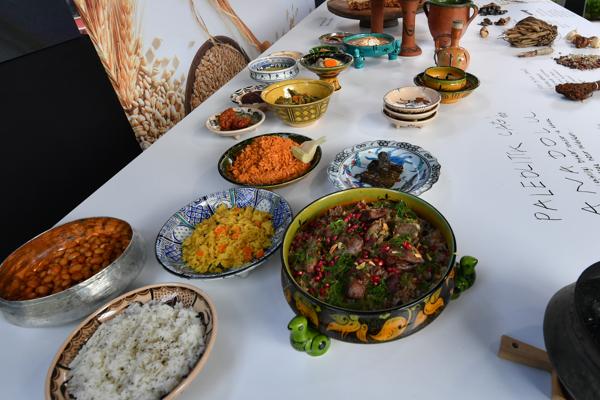 Anadolu'nun yitirilmeye yüz tutan lezzetleri Üsküdar'a geldi