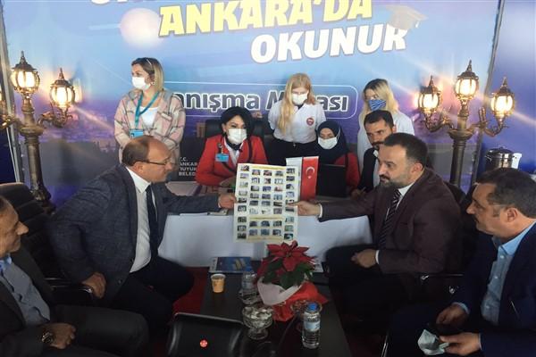 Ankara Kent Konseyi'nden binlerce öğrenciye sıcak karşılama