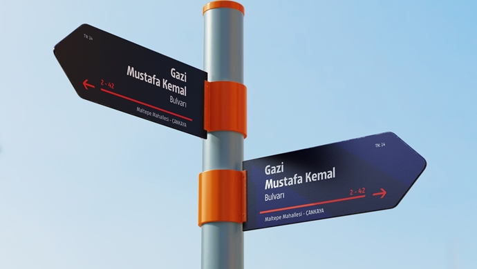 Ankara'nın Yeni Tabelalarını Başkentliler Seçti
