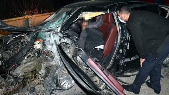 Antalya'da trafik kazası: 6 ölü