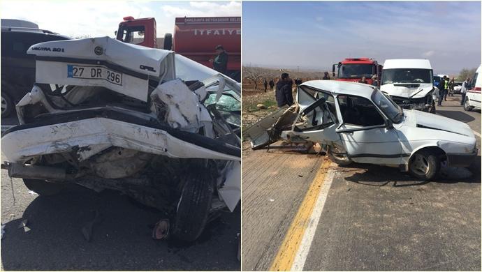 Arat Dağı'nda kaza: Ölü ve yaralılar var