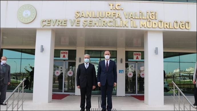 Atama kararları Resmi Gazete'de yayımlandı: Şanlıurfa Çevre ve Şehircilik İl Müdürlüğüne atama
