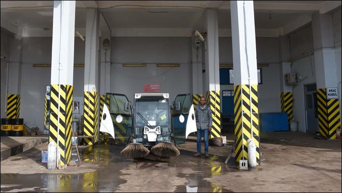 Atıl durumdaki araçlar hizmete kazandırılıyor