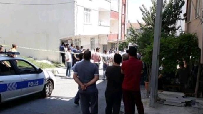 Avcılar'da kadın cinayeti
