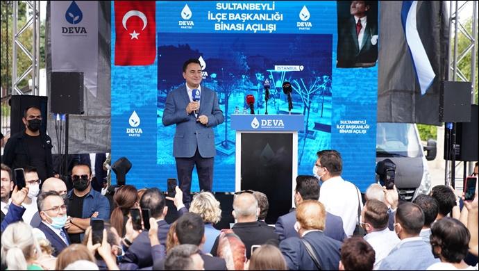 """Babacan'dan Erdoğan'a:""""Benim ve arkadaşlarımın yaptıkları ile övünmeyi bırakın"""""""