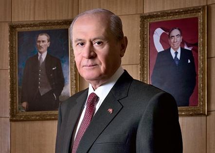 Bahçeli'den Erdoğan'a 2023'e kadar destek