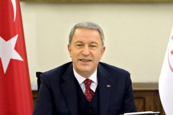 Bakan Akar, Sırbistan Başbakan Yardımcısı ve Savunma Bakanı Stefanoviç ile görüştü