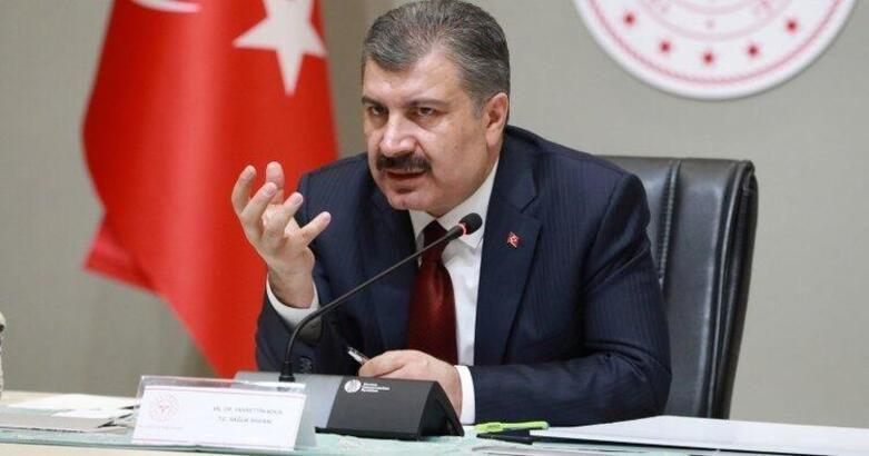 Bakan Fahrettin Koca'dan Şanlıurfa açıklaması