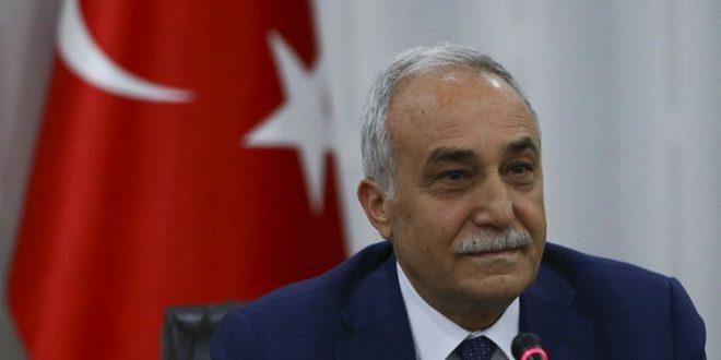 Bakan Fakıbaba'dan kuraklık endişesi